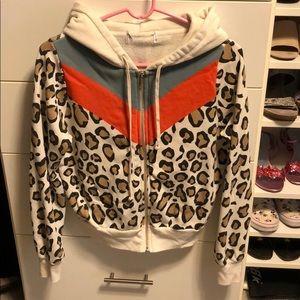 Wildfox hellcat hoodie